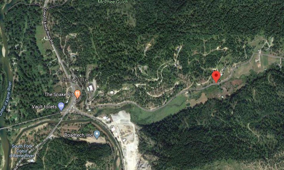Prichard Volunteer and SCFD#2 responds to vehicle v. tree crash - Silver Valley News