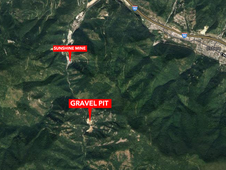 Male with gunshot wound to the head found conscious near Big Creek | North Idaho News