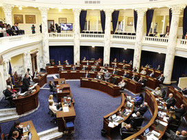 House votes to override Idaho governor's tax commission veto   North Idaho News Now