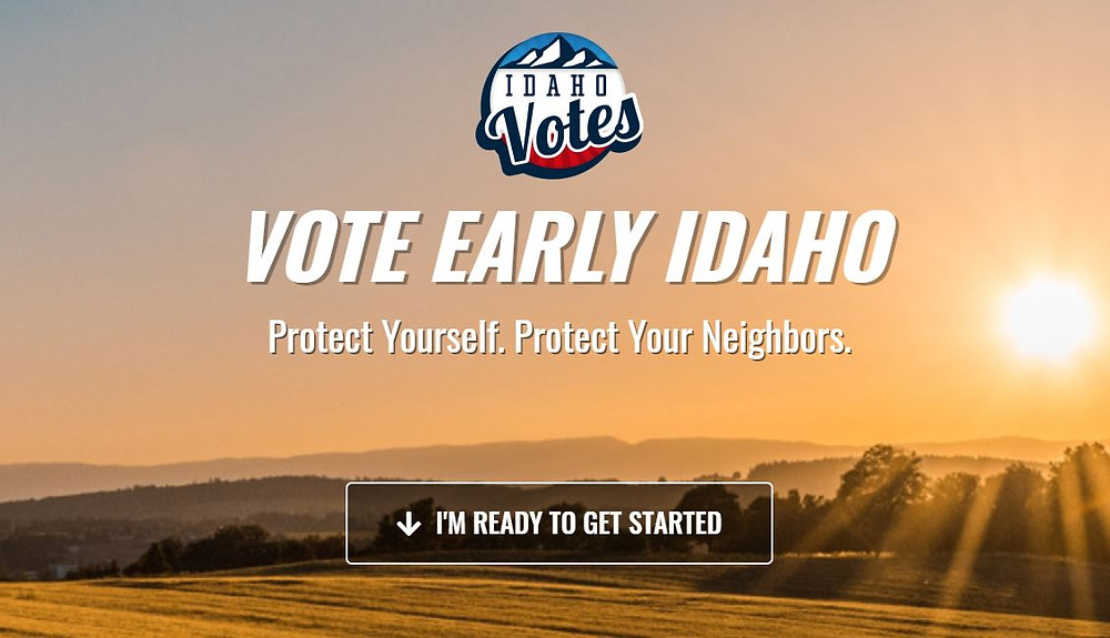 Idaho's primary election to be conducted by mail