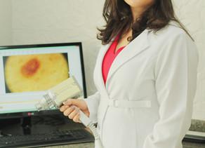 Mapeamento de nevos com Fotofinder para prevenção do câncer de pele