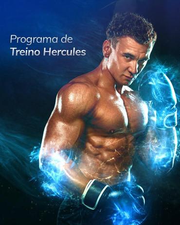 treino hercules