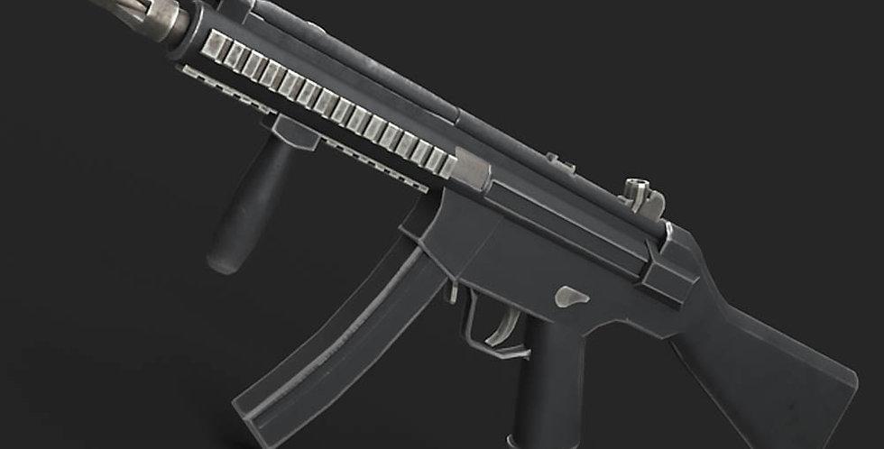 MP5 Gun