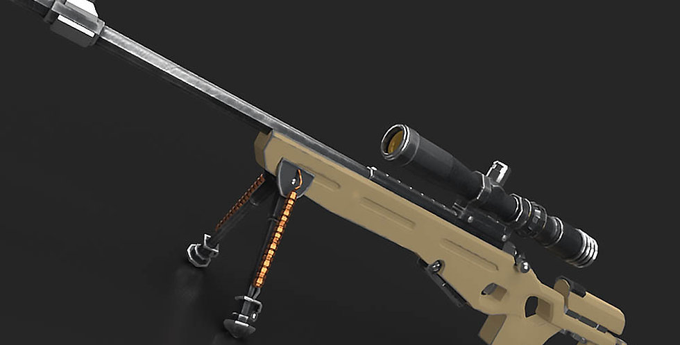 SV-98 Gun