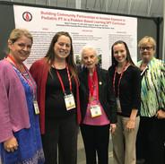 NEXT 2017 - Caroline Goulet, Susan Smith, Geneva Johnson, Amy Crocker, Beth Whitehead