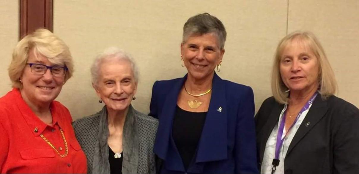 Carol Davis, GRJ, Susie Deusinger, Barb