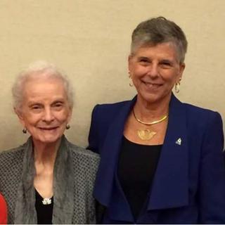 Carol Davis, Geneva Johnson, Susie Deusinger, Barb Tschoepe