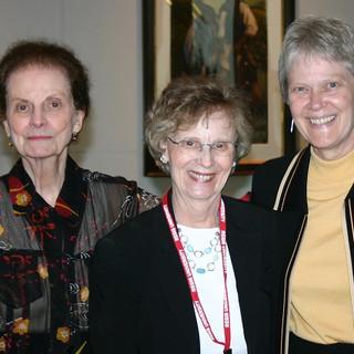 Geneva Johnson, Donna El Din, Gail Jensen