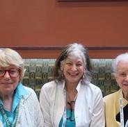 Carol Davis, Carolee Winstein, Geneva Johnson