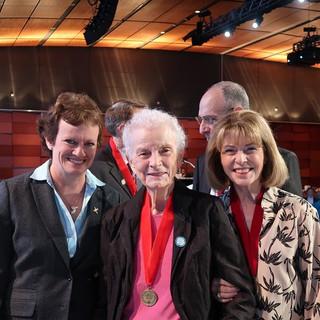 Sharon Dunn, Geneva Johnson, Marilyn Moffat