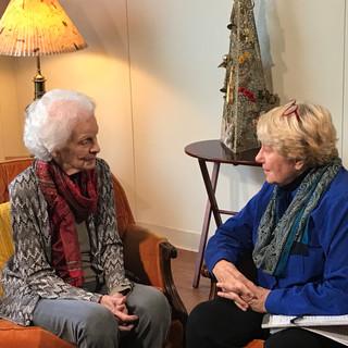 Dec 2018 - Geneva Johnson and Carol Davis, Baton Rouge, Louisiana