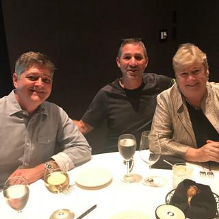 ELC 2018 - PTLI Board Meeting - Greg Hartley, Steve Tepper, Beth Whitehead