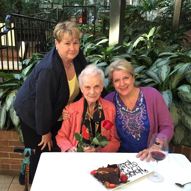 NEXT 2016 - Geneva Johnson (birthday), Beth Whitehead, GRJ, Caroline Goulet