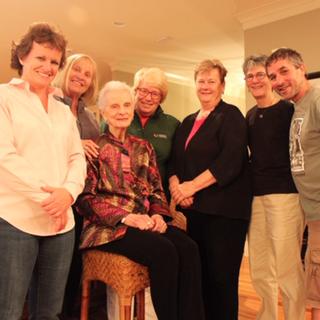 Sharon Dunn, Barb Tschoepe, Geneva Johnson, Carol Davis, Beth Whitehead, Steve Tepper