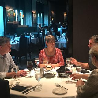 ELC 2018 - PTLI Board Member - Greg Hartley, Mary Blackinton, Steve Tepper, Beth Whitehead