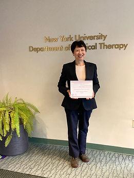 Wen Ling education innovator award 2020.