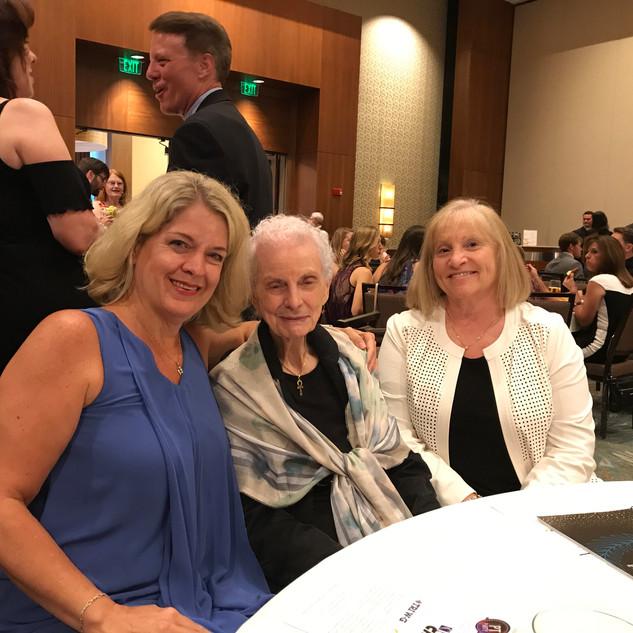 NEXT 2017 - Caroline Goulet, Geneva Johnson, Barb Tschoepe