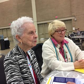CSM 2017 - Geneva Johnson and Carol Davis