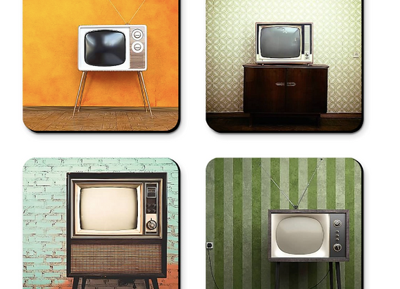 Coasters, TV