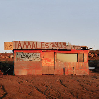 Tamales Stand