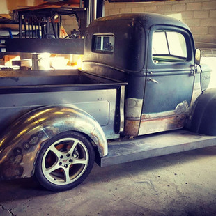 XL Stainless Custom Vehicle Work
