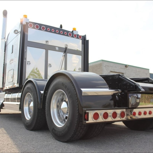 XL Stainless Custom Truck Accessories