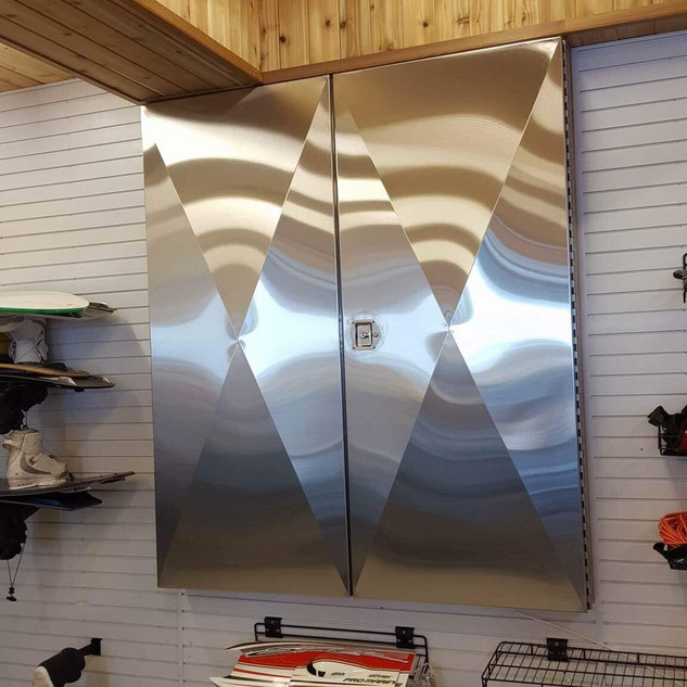 XL Stainless Custom Metal Work
