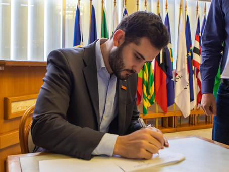 Deputado Giuseppe Riesgo entra com ação contra pagamentos irregulares ao TCE