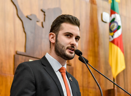 Deputado Riesgo propõe revogaço na Assembleia Legislativa