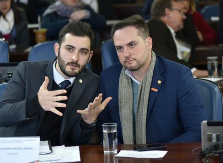 Bancada do Novo critica rejeição de emendas à LDO
