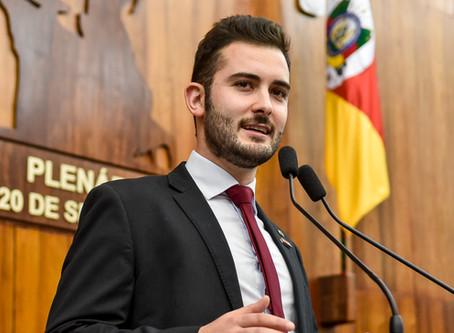 Para amenizar falta de vagas, deputado Riesgo propõe construção de presídios pela iniciativa privada