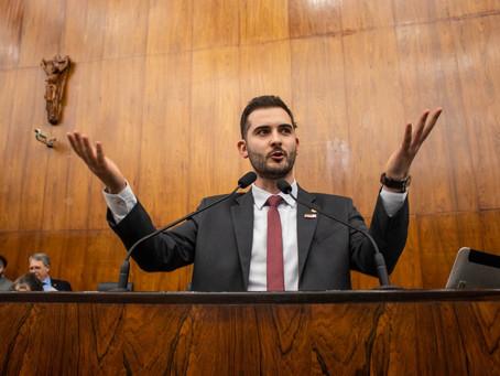 Riesgo critica Luciana Genro e juíz por barrarem votação de Reforma da Previdência