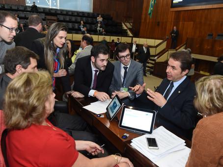 Giuseppe Riesgo e 30 deputados assinam projeto que extingue cota-extra de ICMS-ST