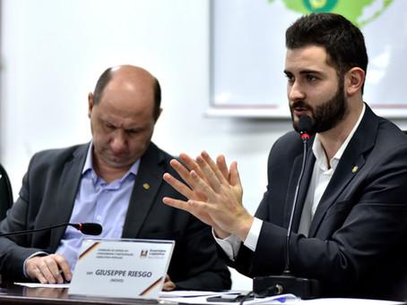 Giuseppe Riesgo assume coordenação de grupo de trabalho para analisar ICMS-ST no RS