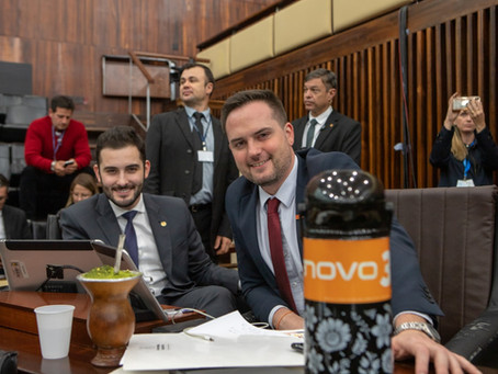 Com apoio do Novo, Assembleia do RS autoriza venda de estatais