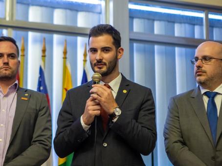 Giuseppe Riesgo participará de Ação Popular contra indenizações ao TCE