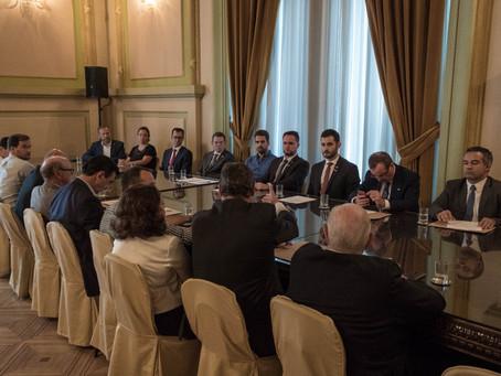 Deputados do Novo e empresários solicitam ao Piratini mudanças na substituição tributária