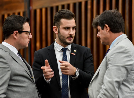Bancada do Novo adere à ação para garantir congelamento orçamentário