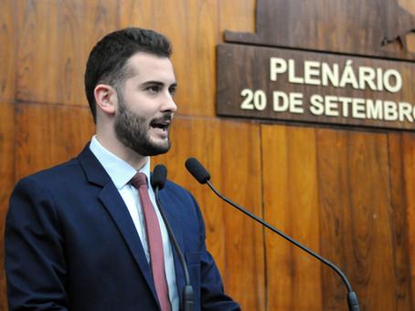 Deputado Riesgo protocola pedido de informações sobre violência nos estádios