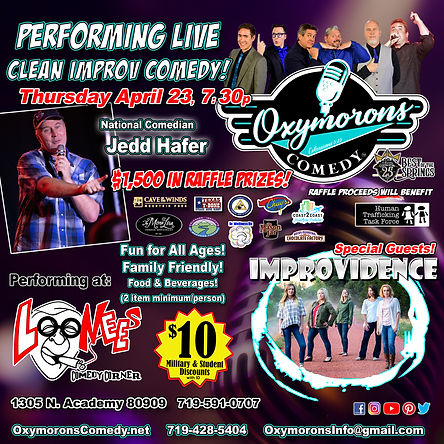 Oxymorons & Improvidence Loonees Show 4-