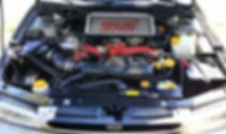 Subaru motor swap ej207