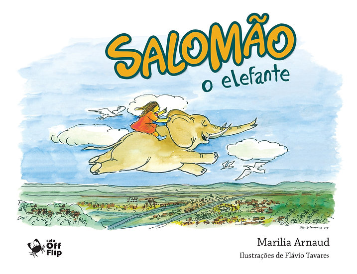 Salomão, o elefante