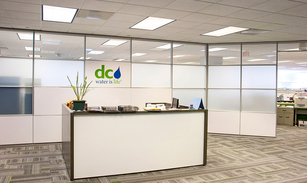 DC Water - Customer Service Center