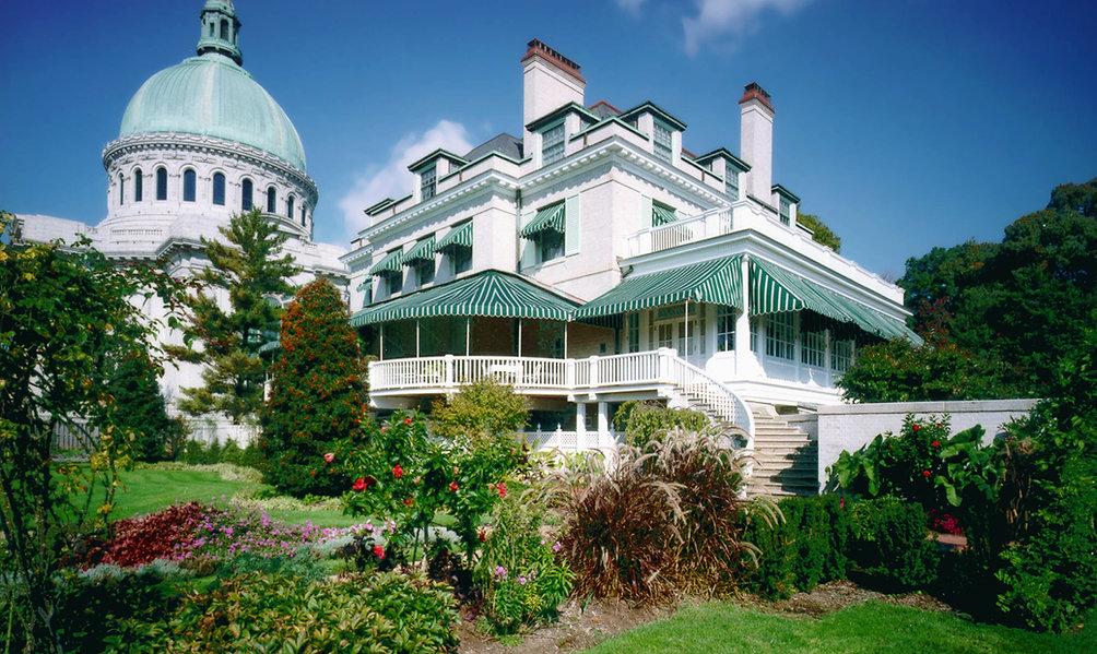 USNA Buchanan House