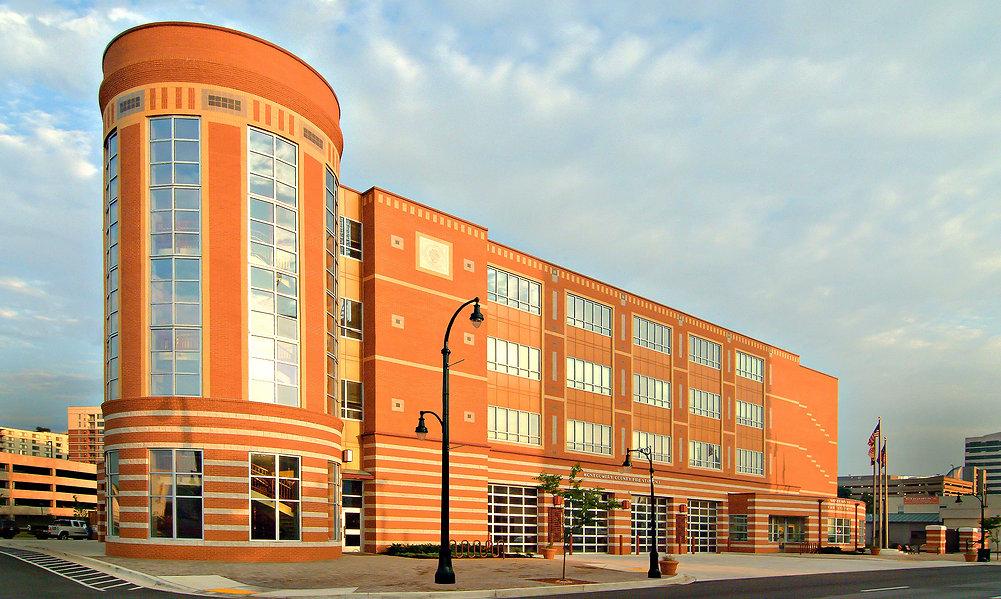Silver Spring Public Safety Center #1