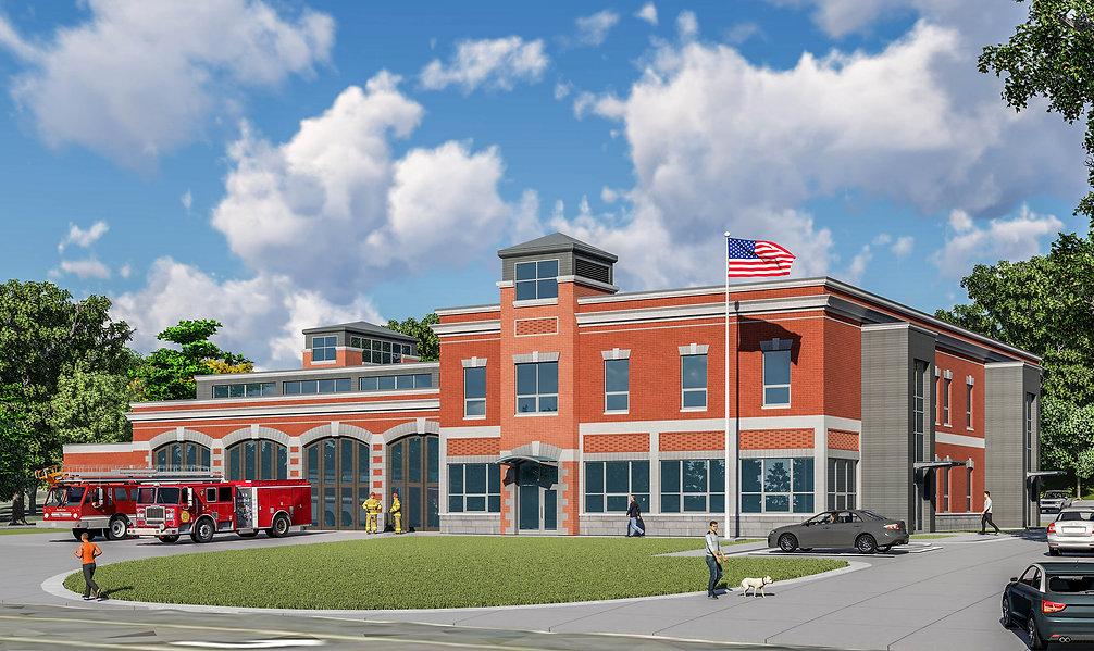 City of Manassas Fire Station #21