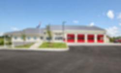 Orlean Volunteer Fire Station #11