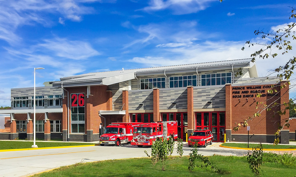 Prince William County Fire Station #26