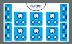 BLUE TECH - Remo Custom Floor Plan