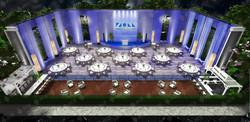 Custom-Remo-Floor-Plan-Awards-Dinner